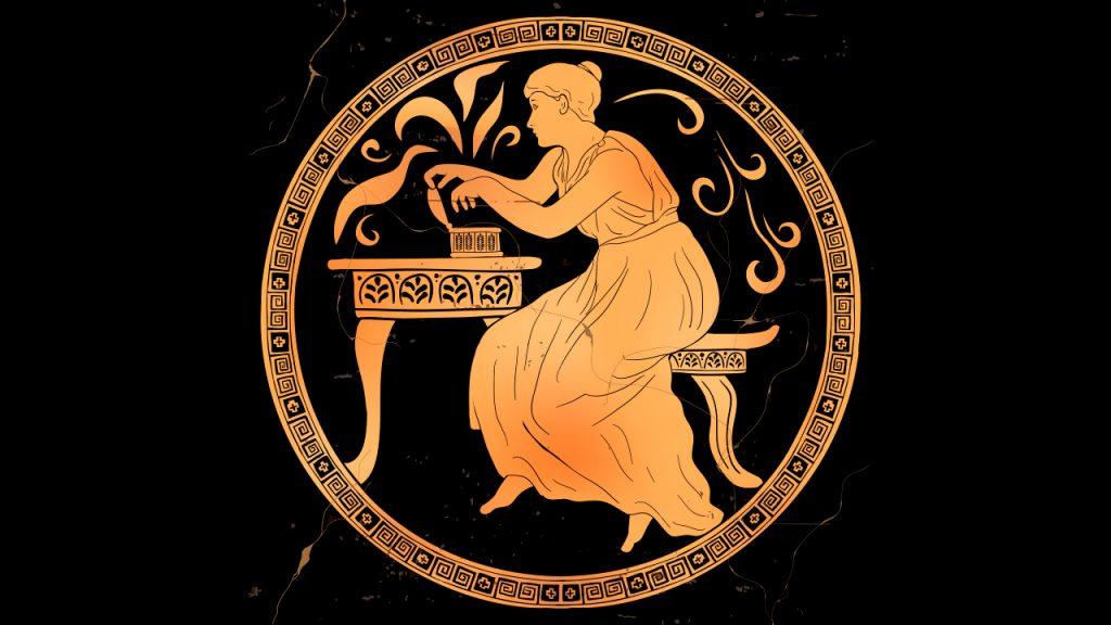 Pandora y el papel de la mujer en Los dioses muertos